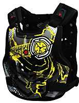 Scoyco AM06 Motorcycles armadura Motocross Chest Back Protector Armor Vest Racing Protective Body-Guards