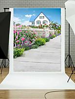 Vinyl Photo Backdrop Child Studio Scenery Photography Background Baby 5x7ft