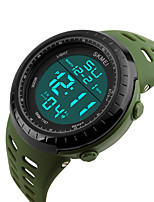 SKMEI® 1167  Men's Woman Watch Outdoor Sports Multi - Function Watch Waterproof Sports Electronic Watches 50 Meters Waterproof