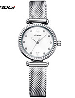 SK Women's Diamonds Wrist Watches Top Luxury Brand Ladies Geneva Quartz Clock Female Bracelet Wristwatch