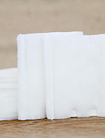 100 Pieces Of Cotton Make-up Remover Essential Cleansing Cotton Cotton