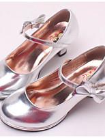 Девочки На плокой подошве Обувь для малышей Полиуретан Дерматин Весна Осень Для прогулок Повседневный Для прогулок На липучкахНа низком