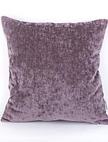 Chenille Pillow Case- Lavender