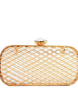Women Evening Bag Metal All Seasons Wedding Birthday Event/Party Business Casual Formal Office & Career School Party & Evening Date Club