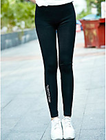 Women's Others Medium Solid Color Legging,Solid
