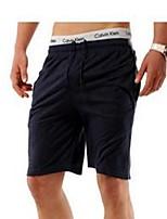 מכנס קצר לרכיבה לגברים אופניים מכנסיים קצרים רחבים נוח ספורטיבי רכיבה על אופניים/אופנייים קיץ שחור אפור כהה אפור בהיר נייבי כהה