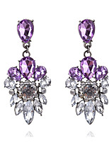 Drop Earrings Imitation Diamond Women's Girls' Euramerican Rhinestones Party Dailywear Movie Jewelry