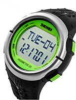 SKMEI® 1058 Men's Woman Watch Outdoor Sports Multi - Function Watch Pedometers/Heart Rate Monitor/Calories Burned/50 Meters Waterproof