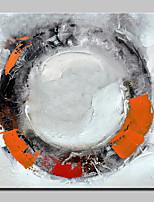 Peint à la main Abstrait Abstrait Moderne Un Panneau Toile Peinture à l'huile Hang-peint For Décoration d'intérieur