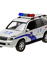 Toys Metal Alloy Patrol Wagon