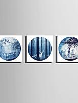 Животное Modern Европейский стиль,1 панель Холст Квадратная Печать Искусство Декор стены For Украшение дома