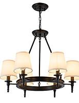 Lampe suspendue ,  Contemporain Traditionnel/Classique Rustique Tiffany Retro Rétro Lanterne Batterie Plafonnier pour Ilôt de Cuisine