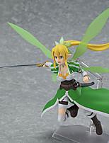 애니메이션 액션 피규어 에서 영감을 받다 Sword Art Online 코스프레 PVC 14 CM 모델 완구 인형 장난감
