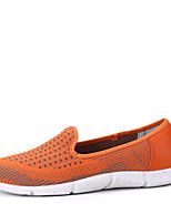City Camel Mesh Shoes 2017 Summer Women Low Breathable Mesh Hiking Shoes Wear-resistant Sneaker Orange