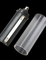 1PCS 18650 Battery Tube  1PCS AAA Battery Holder for Flashlight Torch Lamp
