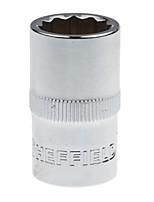 Bouclier en acier 12.5mm série anglais 12 manchon angulaire 7/8 / 1