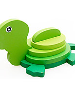 Puzzles Puzzles 3D Blocs de Construction Jouets DIY  Animal Bois Maquette & Jeu de Construction