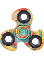 Fidget Spinner Hand Spinner Spinning Top Toys Toys Plastic EDC Relieves ADD, ADHD, Anxiety, Autism Stress and Anxiety ReliefNovelty & Gag