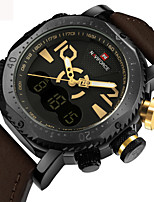 Luxury Brand NAVIFORCE Men Sport Military Watches Men's Quartz Analog Digital Wrist Watch Man Clock Relogio Masculino