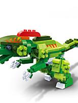 Конструкторы Для получения подарка Конструкторы Оригинальные и забавные игрушки Динозавр ABS 2-4 года 5-7 лет Игрушки