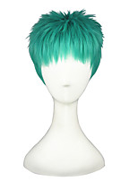 One Piece-Roronoa Zoro Green 12inch Anime Cosplay Wigs CS-114A