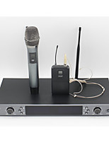 Professional UHF channels dynamic Wireless  microphone professional  karaoke microphone