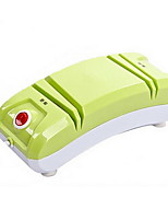 Kitchen Household Multi-function Fully Automatic Electric Knife Sharpener Color Random