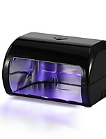 MINI 9W LED Professional Nail Dryer Fingernail Toenail Gel Curing Lamp