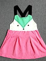 Girl's Geometic Dress