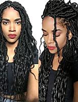 Tief Twist Haarverlängerungen Haar Borten