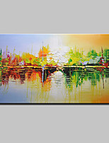 Large Hand Painted Modern Abstract Oil Painting On Canvas Wall Picture For Home Decoration Ready To Hang