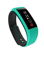 Smart Bracelet Water Proof Long Standby Calories Burned Pedometers Heart Rate Monitor Touch Screen Anti-lost for Apple IOS & Android