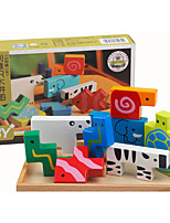 Blocs de Construction Jeu de Boulier Pour cadeau Blocs de Construction Maquette & Jeu de Construction Bois 2 à 4 ans 5 à 7 ans Jouets