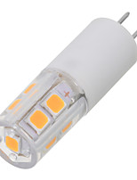 3W LED à Double Broches T 13 SMD 2835 200-300 lm Blanc Chaud Blanc Froid V