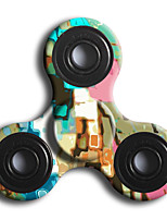 Hand Spinner Toys Ring Spinner ABS EDC Gleam Novelty & Gag Toys