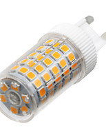 10W LED Doppel-Pin Leuchten T 86 SMD 2835 850-950 lm Warmes Weiß Kühles Weiß Natürliches Weiß Abblendbar V 1 Stück
