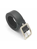 Men's Silicone Buckle,Casual Solid