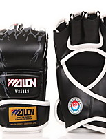 Pro Boxing Gloves for Boxing Fingerless GlovesKeep Warm Breathable Wearproof High Elasticity Ultraviolet Resistant Sunscreen Protective