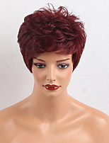 Hot Sale Short Natural Wave  Human  Hair For Woman