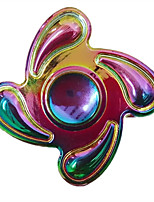 Fidget Spinner Hand Spinner Toys Tri-Spinner Ceramics Metal EDCfor Killing Time Relieves ADD ADHD Anxiety Autism Stress and Anxiety