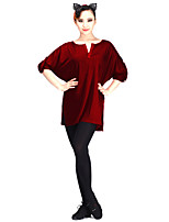 Latin Dance Stockings Women's Performance Spandex