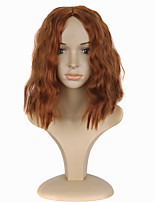 The Avengers Black Widow Ultron is a European and American Cosplay Wig With a Short Curly Cosplay Wig