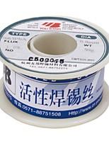 Aia série de fil de soudure active sn63pba-0.3mm-500g / bobine