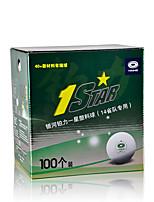 1 PCS 1 Stars 4cm  Ping Pang/Table Tennis Ball