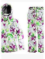 Mulheres Calças Esqui Inverno