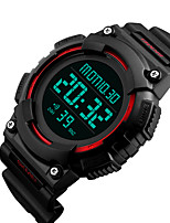Reloj Smart Resistente al Agua Long Standby Deportes Múltiples FuncionesReloj Cronómetro Despertador Cronógrafo Calendario Dos Husos