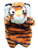 Bonecas Tiger Tecido Felpudo