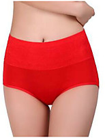 Femme Sexy Solide Shorts & Slips Garçon Slips