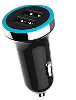 YAZA  Cat Fast Charge Other 2 USB Ports Charger Only DC 5V/2.4A