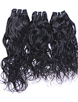 High Quality Brazilian Hair Bundles Natural Wave Natural Color 3 Bundles Human Hair Weave 300g